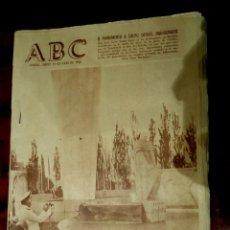Coleccionismo de Los Domingos de ABC: PERIODICO ABC JULIO 1960. Lote 100062775