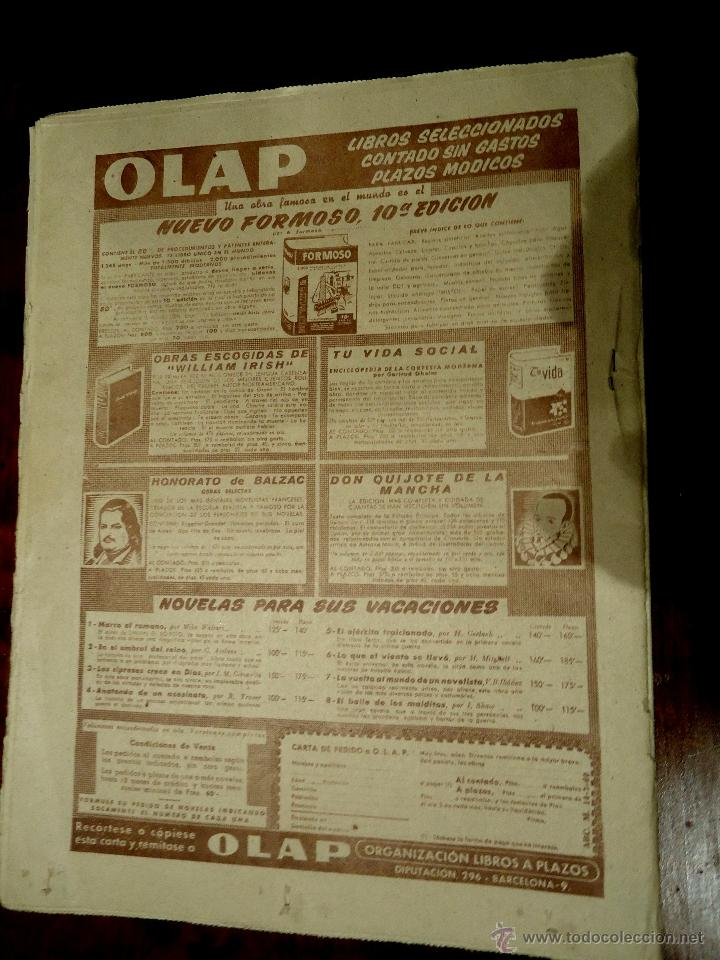 Coleccionismo de Los Domingos de ABC: PERIODICO ABC JULIO 1960 - Foto 2 - 100062775