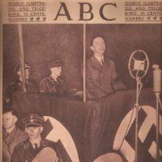 Coleccionismo de Los Domingos de ABC: ABC . Lote 39492253
