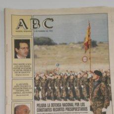 Coleccionismo de Los Domingos de ABC: PERIODICO ABC , DOMINGO 12 DE FEBRERO 1995 .. Lote 39695053
