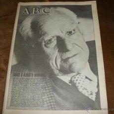 Coleccionismo de Los Domingos de ABC: ABC. Lote 40066867