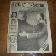 Coleccionismo de Los Domingos de ABC: ABC. Lote 40094403
