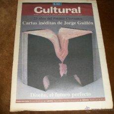 Coleccionismo de Los Domingos de ABC: ABC CULTURAL. Lote 40121616