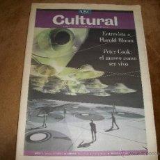 Coleccionismo de Los Domingos de ABC: ABC CULTURAL. Lote 40147503