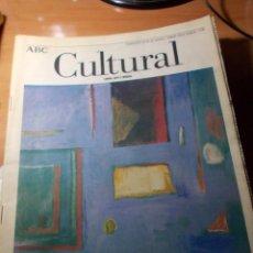 Coleccionismo de Los Domingos de ABC: ABC CULTURAL. Lote 40158324