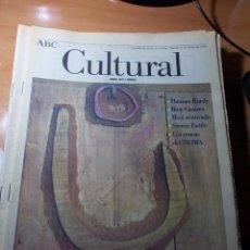 Coleccionismo de Los Domingos de ABC: ABC CULTURAL. Lote 40158367