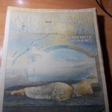 Coleccionismo de Los Domingos de ABC: ABC CULTURAL. Lote 40158420