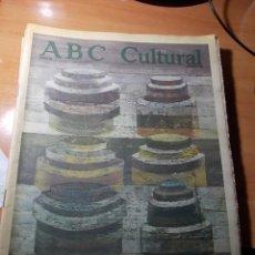 Coleccionismo de Los Domingos de ABC: ABC CULTURAL. Lote 40158446