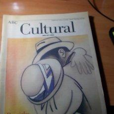 Coleccionismo de Los Domingos de ABC: ABC CULTURAL. Lote 40158474