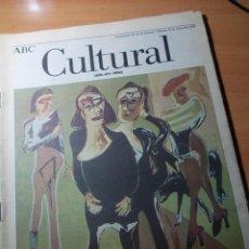 Coleccionismo de Los Domingos de ABC: ABC CULTURAL. Lote 40158543