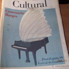 Coleccionismo de Los Domingos de ABC: ABC CULTURAL. Lote 40176049