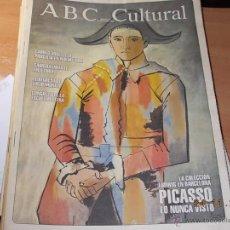 Coleccionismo de Los Domingos de ABC: ABC CULTURAL. Lote 40176403