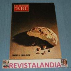 Coleccionismo de Los Domingos de ABC: REVISTA SEMANAL,LOS DOMINGOS DE ABC,CARLOS MARX,22-3-72. Lote 40289960