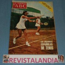 Coleccionismo de Los Domingos de ABC: REVISTA SEMANAL,LOS DOMINGOS DE ABC,URSULA ANDRESS,9-5-71. Lote 40290215