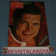 Coleccionismo de Los Domingos de ABC: REVISTA SEMANAL,LOS DOMINGOS DE ABC,JOSEPH GANNON,,2-5-71. Lote 40290235