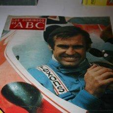 Coleccionismo de Los Domingos de ABC: REVISTA LOS DOMINGOS ABC CON PORTADA F1. Lote 40643908