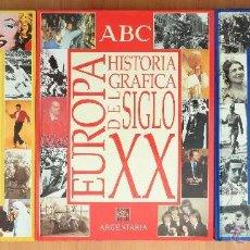 Coleccionismo de Los Domingos de ABC: HISTORIA GRAFICA DEL SIGLO XX. ABC BLANCO Y NEGRO. Lote 40908058