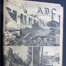 Coleccionismo de Los Domingos de ABC: PERIODICO ABC 1970 / ADIOS A LA CASA DE LA MONEDA DE MADRID. Lote 41063325