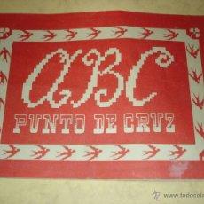 Coleccionismo de Los Domingos de ABC: ABC PUNTO DE CRUZ Nº 3. Lote 41222519