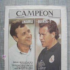 Coleccionismo de Los Domingos de ABC: SUPLEMENTO ABC - CAMPEON Nº 591 AGOSTO 1994. Lote 15261472