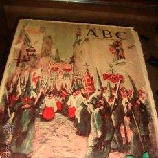 Coleccionismo de Los Domingos de ABC: ABC, 1953 , NUMERO EXTRAORDINARIO, DOS PESETAS, SEMANA SANTA, . Lote 28851205