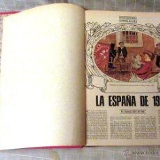 Coleccionismo de Los Domingos de ABC: 70 AÑOS DE ABC, COLECCIONABLE COMPLETO DE 76 FASCÍCULOS + REGALO. Lote 42264695