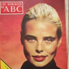 Coleccionismo de Los Domingos de ABC: LOS DOMINGOS DE ABC. 11-7-1976. OLIMPIADAS HISTORIA DE LOS VENCEDORES INOLVIDABLES DESDE ATENAS.. Lote 42432682