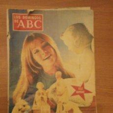 Coleccionismo de Los Domingos de ABC: LOS DOMINGOS DE ABC- 22 DE DICIEMBRE 1968-. Lote 42809920