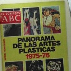 Coleccionismo de Los Domingos de ABC: LOS DOMINGOS DE ABC, 20 DE JUNIO DE 1976. Lote 44039307