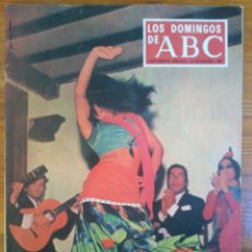 Coleccionismo de Los Domingos de ABC: LOS DOMINGOS DE ABC, 1968, LA CHUNGUITA. Lote 50703517
