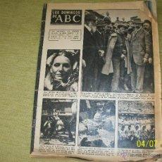 Coleccionismo de Los Domingos de ABC: REVISTA LOS DOMINGOS DE ABC SUPLEMENTO SEMANAL 1975.. Lote 45011605