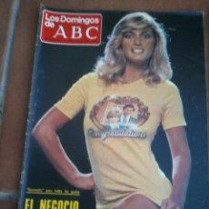Coleccionismo de Los Domingos de ABC: LOS DOMINGOS DE ABC EL NEGOCIO DE LA BODA . Lote 46664876