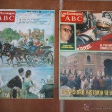 Coleccionismo de Los Domingos de ABC: LOS DOMINGOS DE ABC.SAN ISIDRO/81. HISTORIA DE UNA FERIA.. Lote 46701307