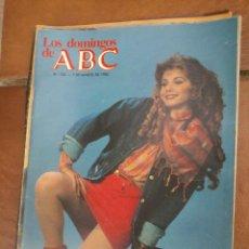 Coleccionismo de Los Domingos de ABC: LOS DOMINGOS DE ABC.VUELVE LA MINI.. Lote 46913236