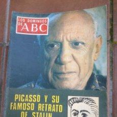 Coleccionismo de Los Domingos de ABC: LOS DOMINGOS DE ABC.PICASO.. Lote 46913604