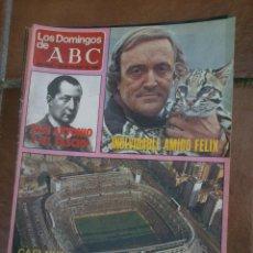 Coleccionismo de Los Domingos de ABC: LOS DOMINGOS DE ABC.FELIX RODRIGUEZ DE LA FUENTE.. Lote 46913635