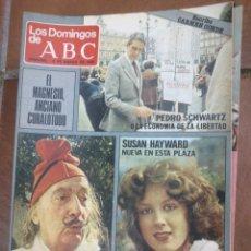 Coleccionismo de Los Domingos de ABC: LOS DOMINGOS DE ABC.DALI.. Lote 46913637