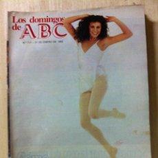 Coleccionismo de Los Domingos de ABC: LOS DOMINGOS DE ABC. Nº 717. FECHA 31 DE ENERO 1982 . Lote 47283240