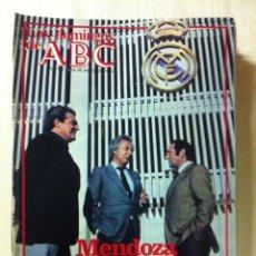 Coleccionismo de Los Domingos de ABC: LOS DOMINGOS DE ABC. Nº 732, FECHA 16 MAYO 1982. Lote 47283767