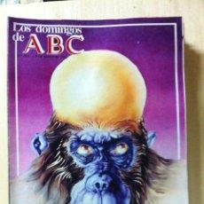 Coleccionismo de Los Domingos de ABC: LOS DOMINGOS DE ABC. Nº 731, FECHA 9 MAYO 1982. Lote 47283822
