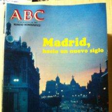 Coleccionismo de Los Domingos de ABC: LOS DOMINGOS DE ABC. FECHA: 30 DICIEMBRE 1982 NÚMERO EXTRAORDINARIO MADRID. Lote 47284016