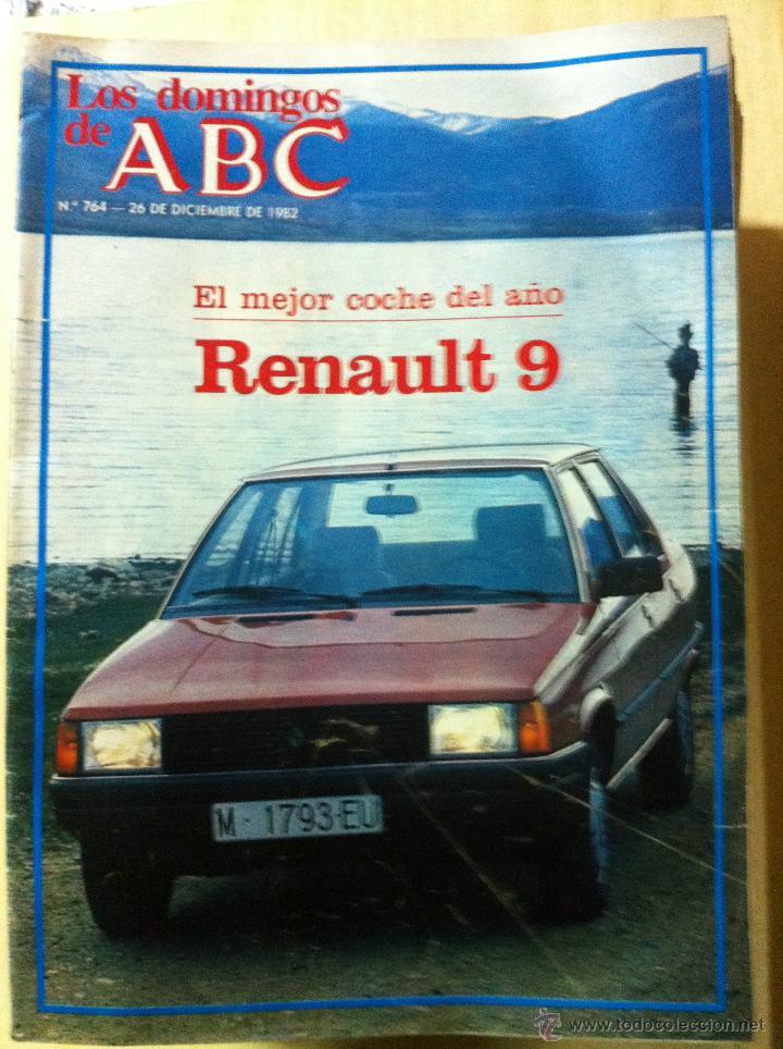 LOS DOMINGOS DE ABC. Nº 764, FECHA 26 DICIEMBRE 1982 (Coleccionismo - Revistas y Periódicos Modernos (a partir de 1.940) - Los Domingos de ABC)