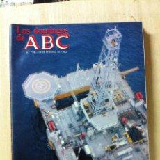 Coleccionismo de Los Domingos de ABC: LOS DOMINGOS DE ABC. NUMERO 719 FECHA: 14 FEBRERO 1982 . Lote 47285831