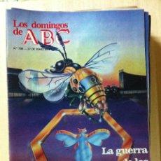 Coleccionismo de Los Domingos de ABC: LOS DOMINGOS DE ABC. NUMERO 738 FECHA: 27 JUNIO 1982 . Lote 47286234