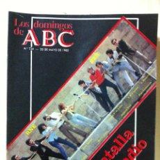 Coleccionismo de Los Domingos de ABC: LOS DOMINGOS DE ABC. NUMERO 719 FECHA: 30 MAYO1982 . Lote 47286412