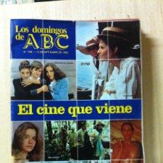 Coleccionismo de Los Domingos de ABC: LOS DOMINGOS DE ABC. NÚMERO 749 FECHA: 12 SEPTIEMBRE 1982 . . Lote 47286981