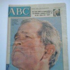 Coleccionismo de Los Domingos de ABC: ABC 8 DE OCTUBRE 2001. Lote 47612533