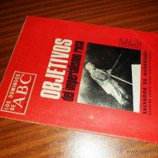 Coleccionismo de Los Domingos de ABC: LOS DOMINGOS DEL ABC. 15 DE OCTUBRE DE 1968. OBJETIVOS DE IMPERIALISMO RUSO. SALVADOR DE MADARIAGA. Lote 48285161