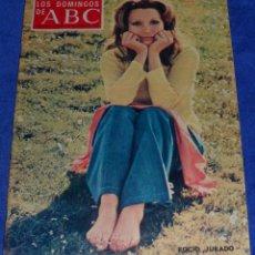 Coleccionismo de Los Domingos de ABC: LOS DOMINGOS DE ABC - ROCIO JURADO - (12 DE MARZO DE 1974). Lote 48843616