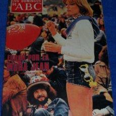 Coleccionismo de Los Domingos de ABC: LOS DOMINGOS DE ABC - LIGA 73 / 74 - MODA JEAN - (2 DE SEPTIEMBRE DE 1973). Lote 48843832